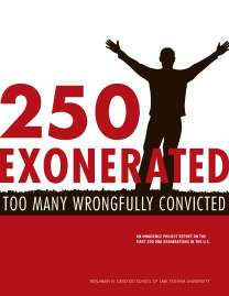 Research paper on the innocence project